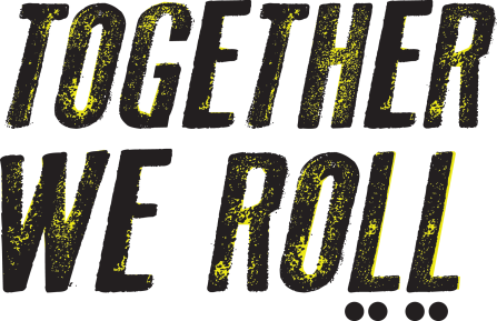 TogetherWeRollLogo
