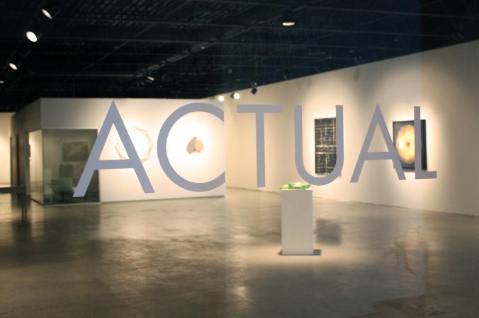 Actual art gallery, 300 Ross Avenue