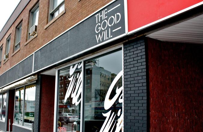 The Good Will, 625 Portage Avenue